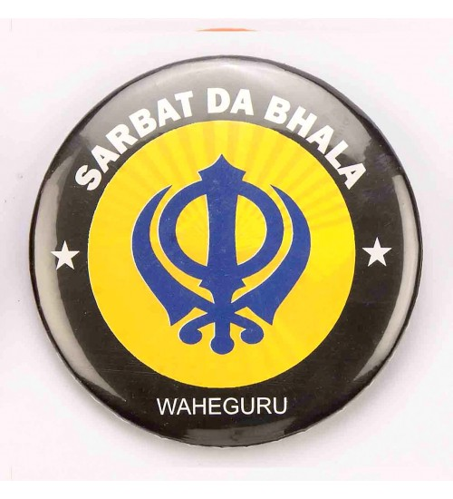 Sarbat da Bhala Badge